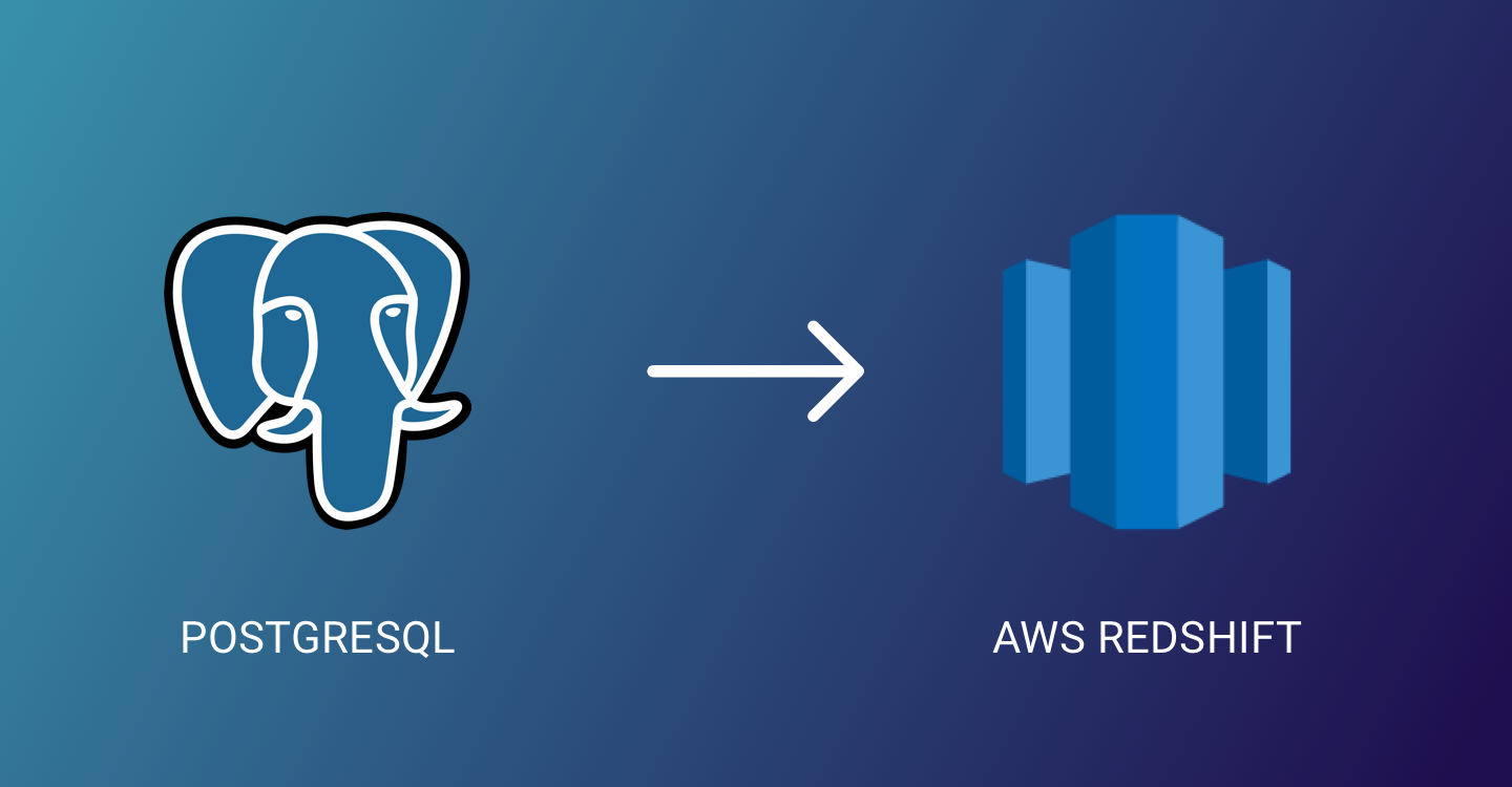 PostgreSQL to Redshift Migration - Hevo
