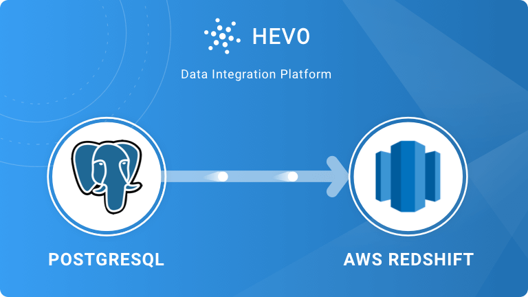 PostgreSQL to Redshift ETL - Steps to Migrate Data | Hevo Blog