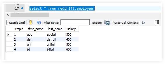move data from aurora to redshift using aws dms