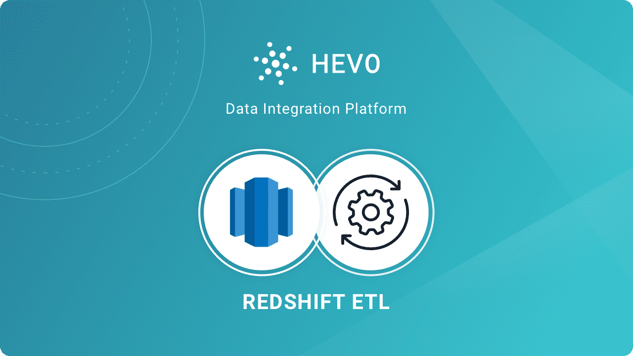 Redshift ETL blog cover image..