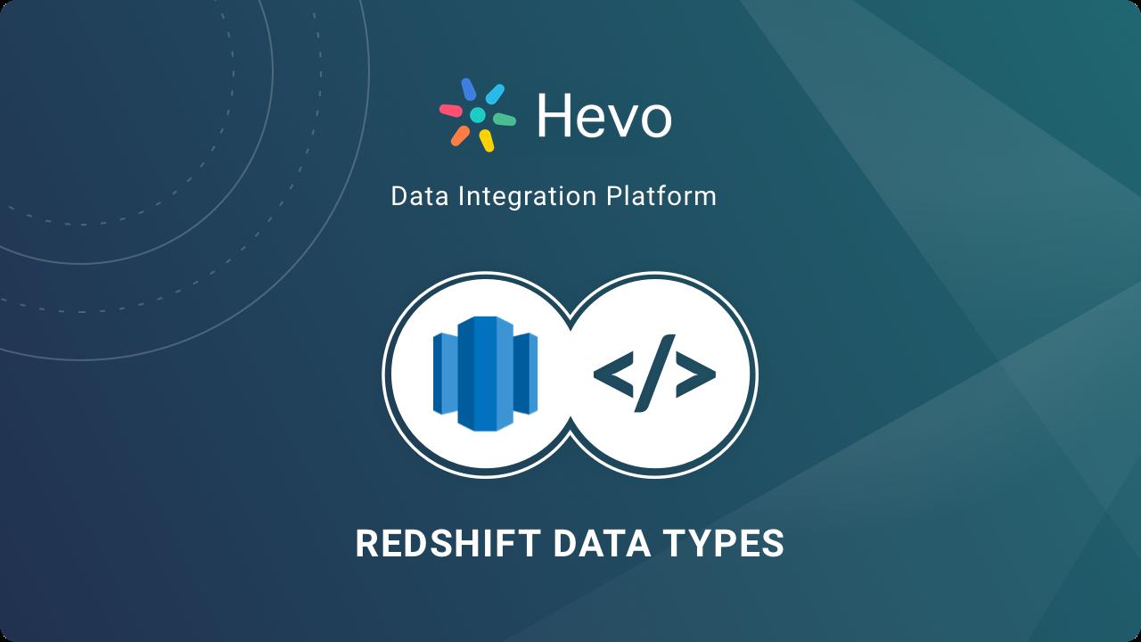 Understanding Redshift Data Types