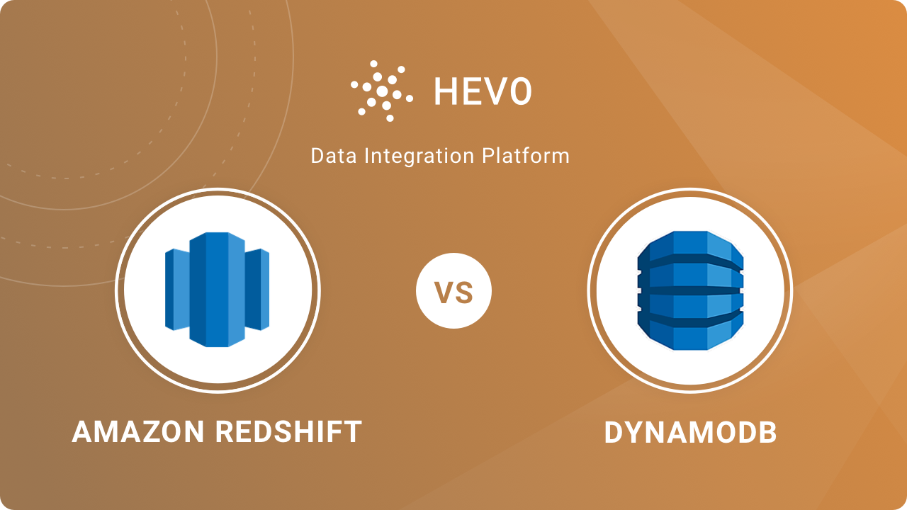 Amazon Redshift Vs DynamoDB