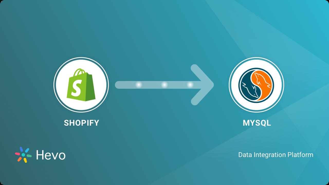 Shopify to MySQL
