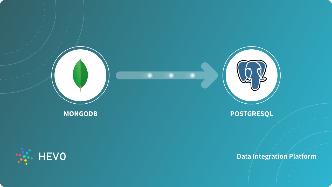 MongoDB to PostgreSQL