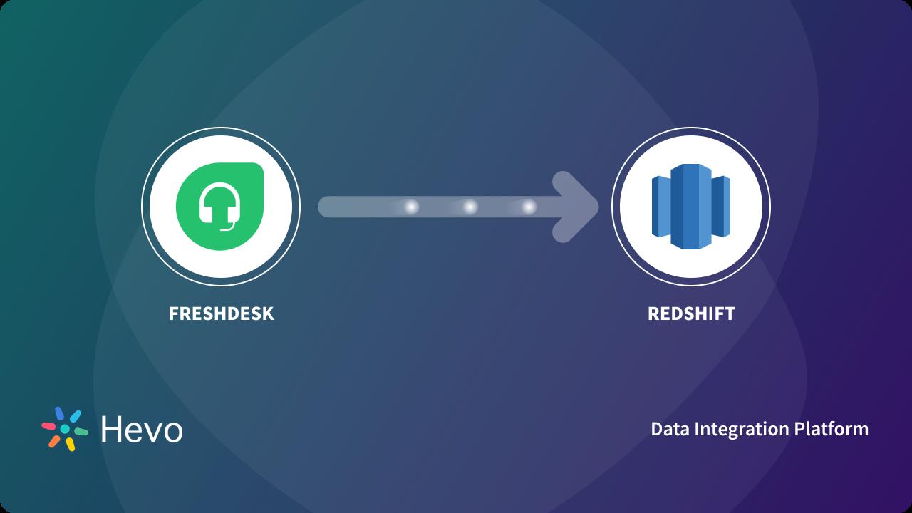Freshdesk to Redshift