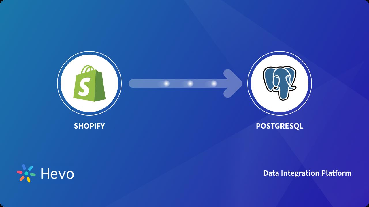 Shopify to PostgreSQL