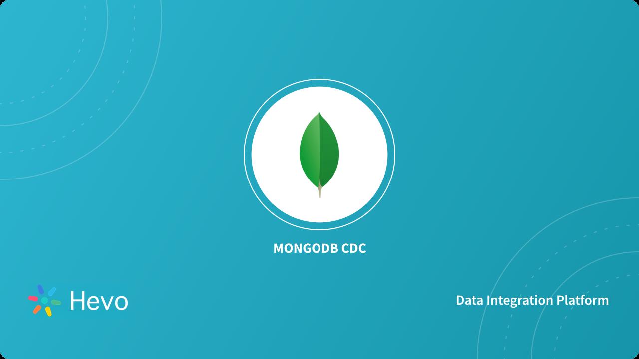 MongoDB CDC