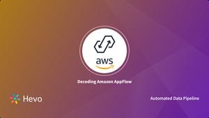 Amazon AppFlow - blog cover image