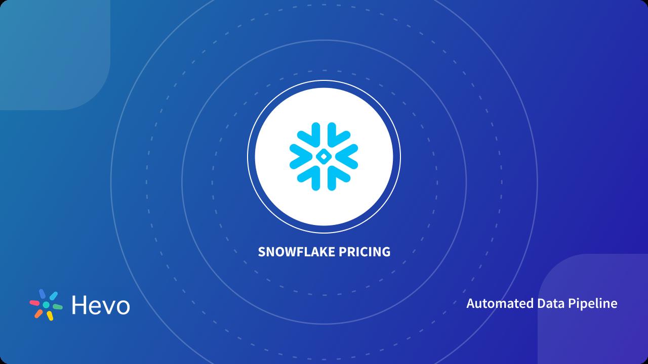 Understanding Snowflake Pricing